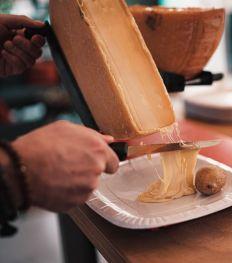10 plats originaux à réaliser avec les restes de fromage à raclette