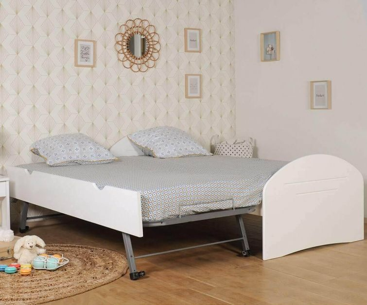 7 raisons d'adopter le lit gigogne - 2