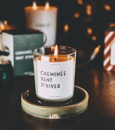Les plus belles bougies à faire brûler le soir de Noël