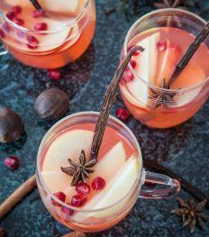 Mocktails de fêtes : 5 recettes à tester absolument cette fin d'année
