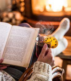 Les 15 livres feel good à lire au coin du feu