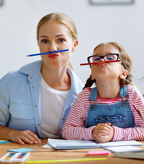Comment réussir le télétravail avec ses enfants ?