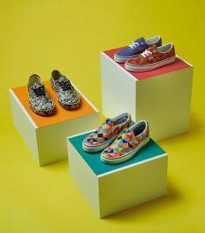 Vans x MoMa : une seconde collab' enivrante aux couleurs de l'art moderne