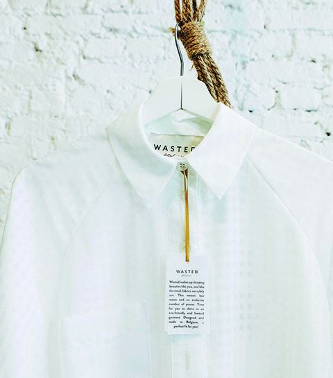 Wasted Atelier: comment développer une marque de slow fashion ?