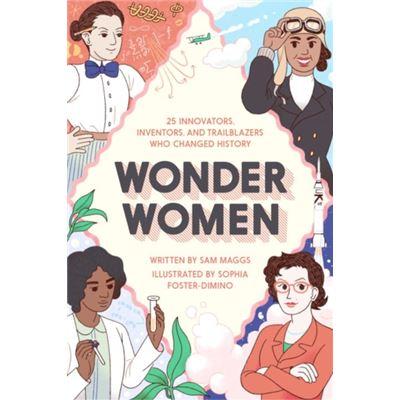 livre Wonder Women feel good