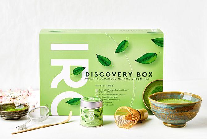 discovery box de Matcha Iro