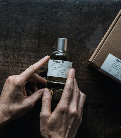 Le Labo, la marque référence en slow parfumerie