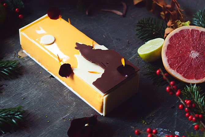 8 bûches de Noël où planter votre fourchette - 8