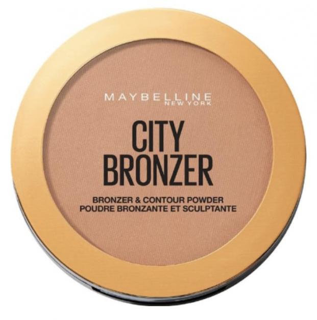 Maquillage poudre bronzante