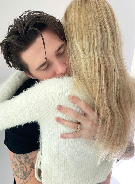 Brooklyn et sa fiancée Nicola Peltz