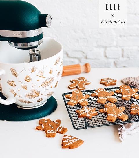 Gagnez un robot culinaire KitchenAid et préparez de savoureuses gourmandises cet hiver