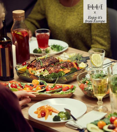 Partagez en famille cette savoureuse recette locale
