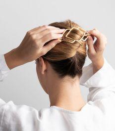 ELNA : des accessoires cheveux raffinés et minimalistes made in Belgium