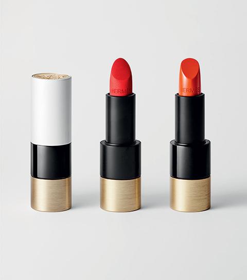 Objet du désir : la boîte piano de 24 rouges à lèvres Hermès