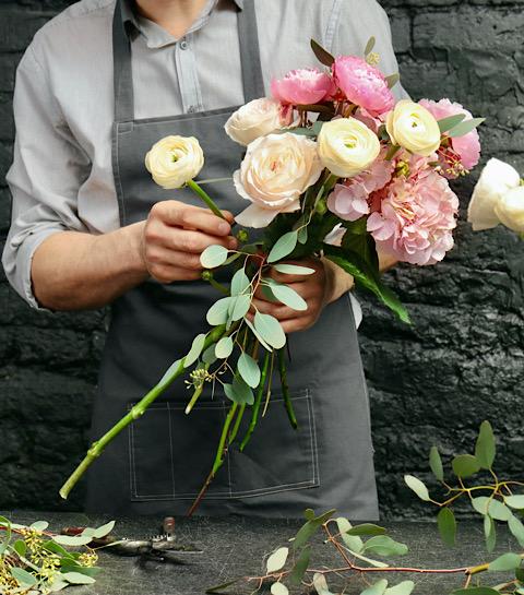 Où trouver les plus beaux bouquets de fleurs à Bruxelles ?