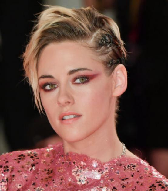 Look maquillages festifs Kristen Stewart