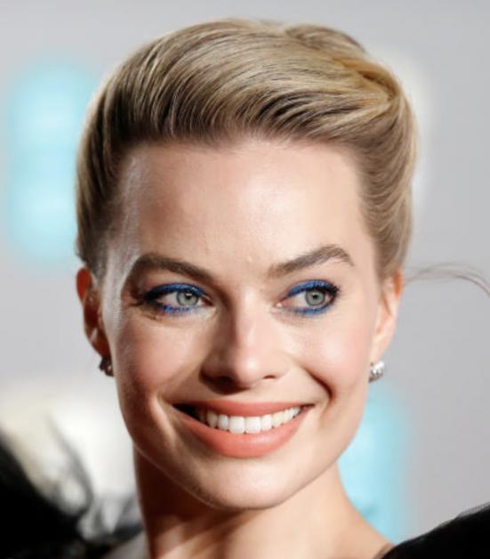 Maquillages festifs, Margot Robbie