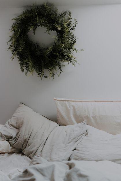 lit vide pendant les fêtes