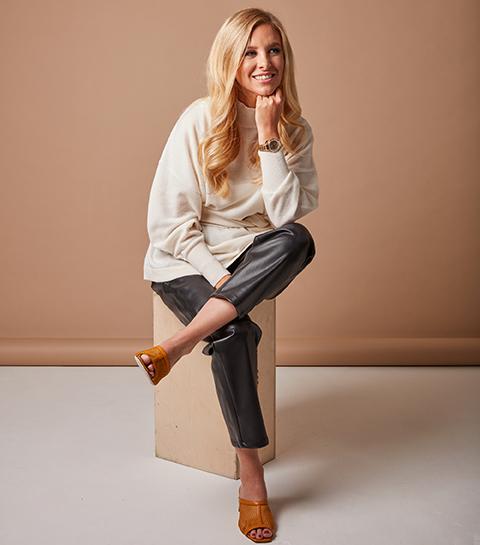 Nicola Kilner, CEO de Deciem et co-fondatrice de la marque de cosmétiques The Ordinary.