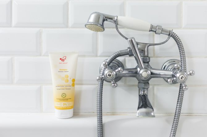 shampooing miel