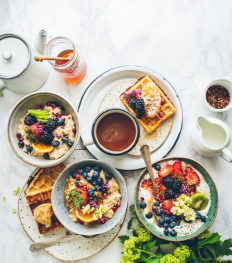 Ces 8 tendances food qui vont marquer l'année 2021