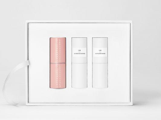 La Bouche Rouge x Rose Inc. Pink set