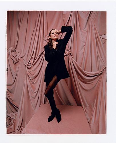 Marion Cotillard nouvelle égérie du parfum mythique N°5 de Chanel.