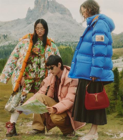 Gucci x The North Face : tout sur la collab la plus mode de 2021