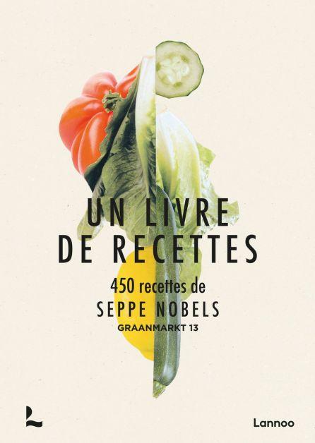 Livre de recettes Seppe Nobels x Delhaize