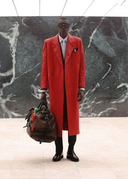Louis Vuitton met à l'honneur la diversité dans un défilé poétique - 1