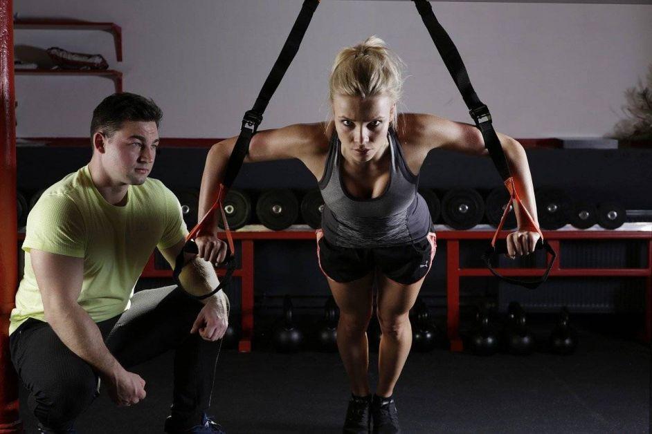 Musculation : les femmes aussi ! - 1