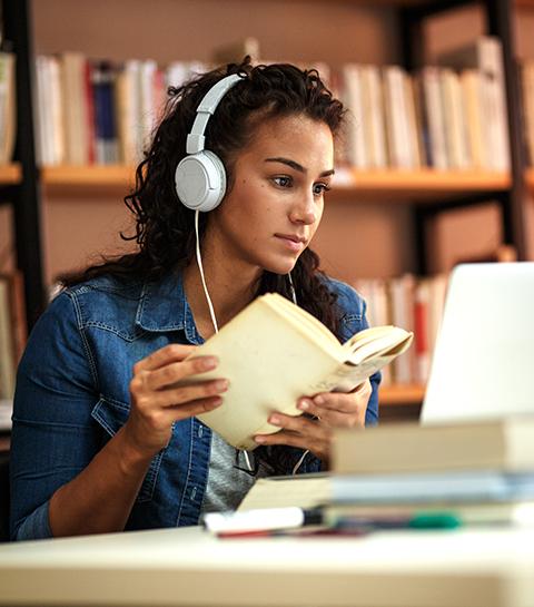 Blocus : quelles musiques écouter pour rester concentré pendant l'étude ?