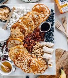 Les pancakes américains à partager d'everydaymarta