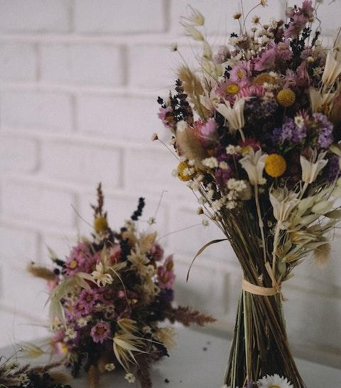 Où trouver les plus beaux bouquets de fleurs séchées à Bruxelles ?
