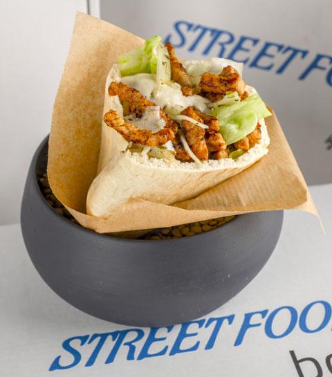 La streetfood box by Kevin Lejeune