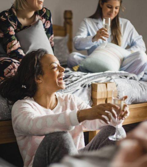 Quelques astuces pour un week-end détente entre filles à la maison