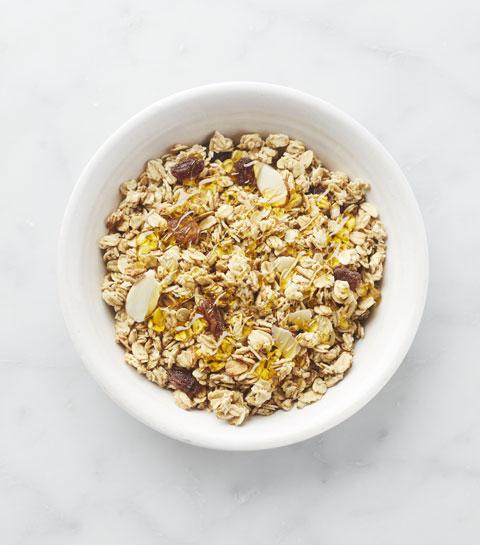 Le granola craquant de Seppe Nobels x Delhaize