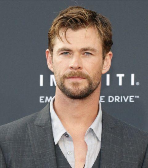 Chris Hemsworth est le nouvel ambassadeur Hugo BOSS