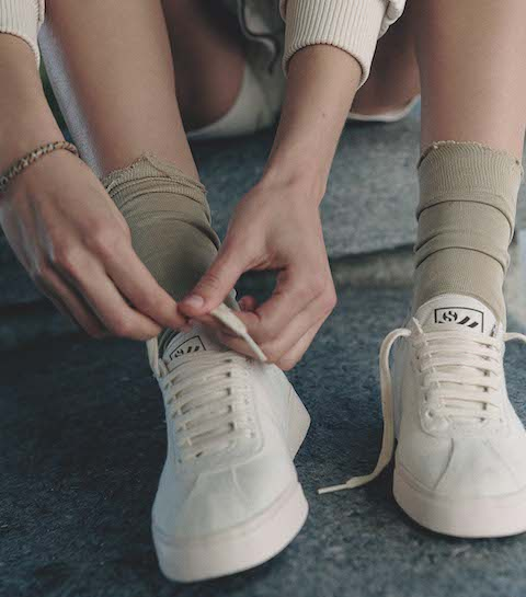 Quels sont les engagements eco-friendly de Superga ?