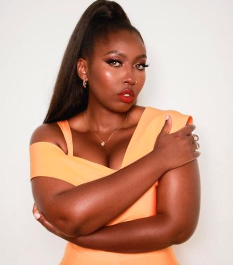 La fille du vendredi : Diane Ndamukunda, fondatrice du studio make-up TAMIIM