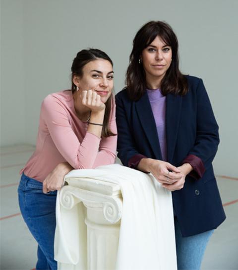 Les filles du vendredi : An et Katrien, créatrices de Studio Stories