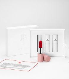 La Bouche Rouge x Rose Inc. : la collaboration glamour de la Saint-Valentin