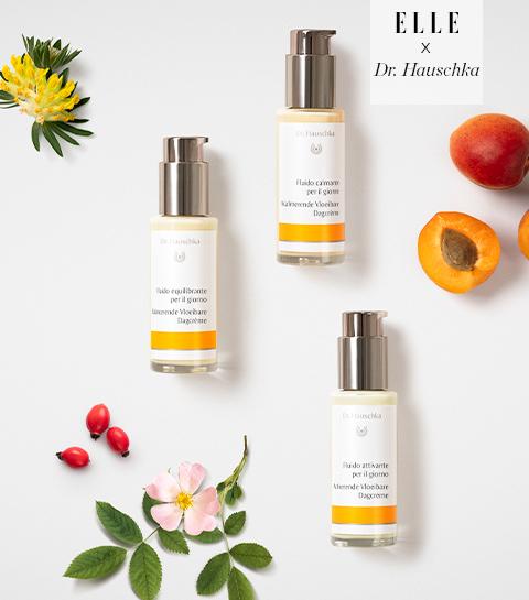 Testez la routine en trois étapes de Dr. Hauschka, avec les toutes nouvelles Crèmes de Jour Fluides !