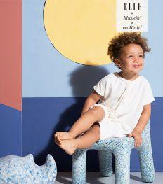 Chouette collaboration: Mustela® x ecoBirdy® recyclent les emballages pour en faire du mobilier pour enfants