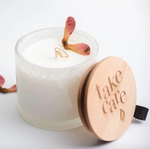 Saint-Valentin : nos 10 bougies préférées pour votre bien-aimée - 1