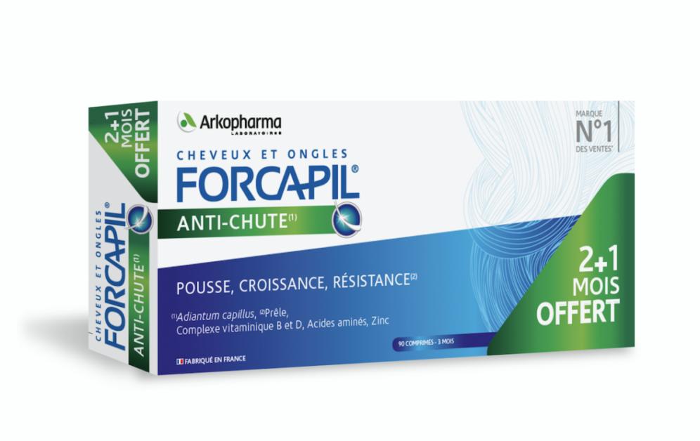 Arkopharma Forcapil antichute FR