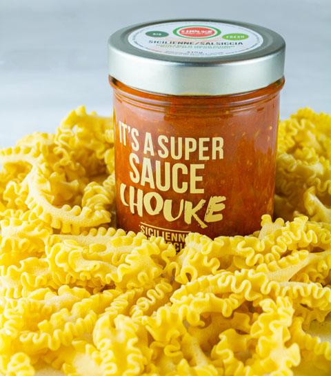 Chouke Sauces pour pâtes