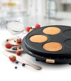 On a testé : faire des crêpes avec le Party Cooking DOMO