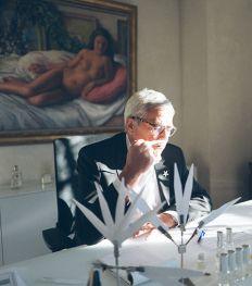 François Demachy : un des plus grands nez de la parfumerie mondiale