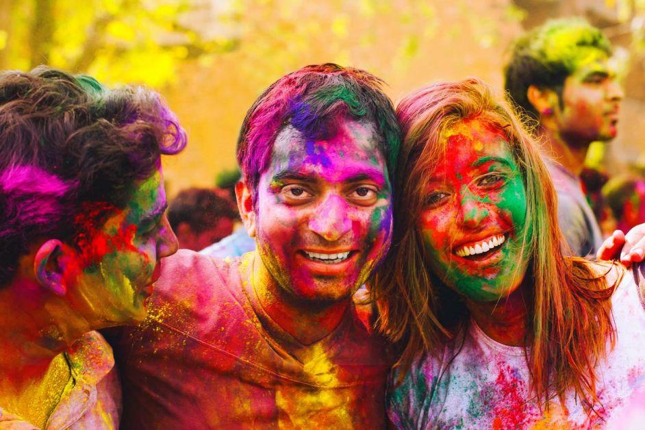 Holi, la fête des couleurs en Inde - 1